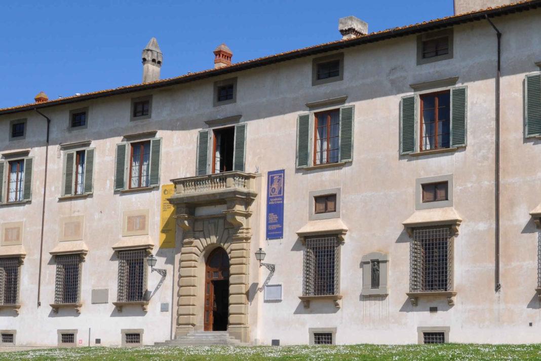 La sede dell'Accademia delle Crusca