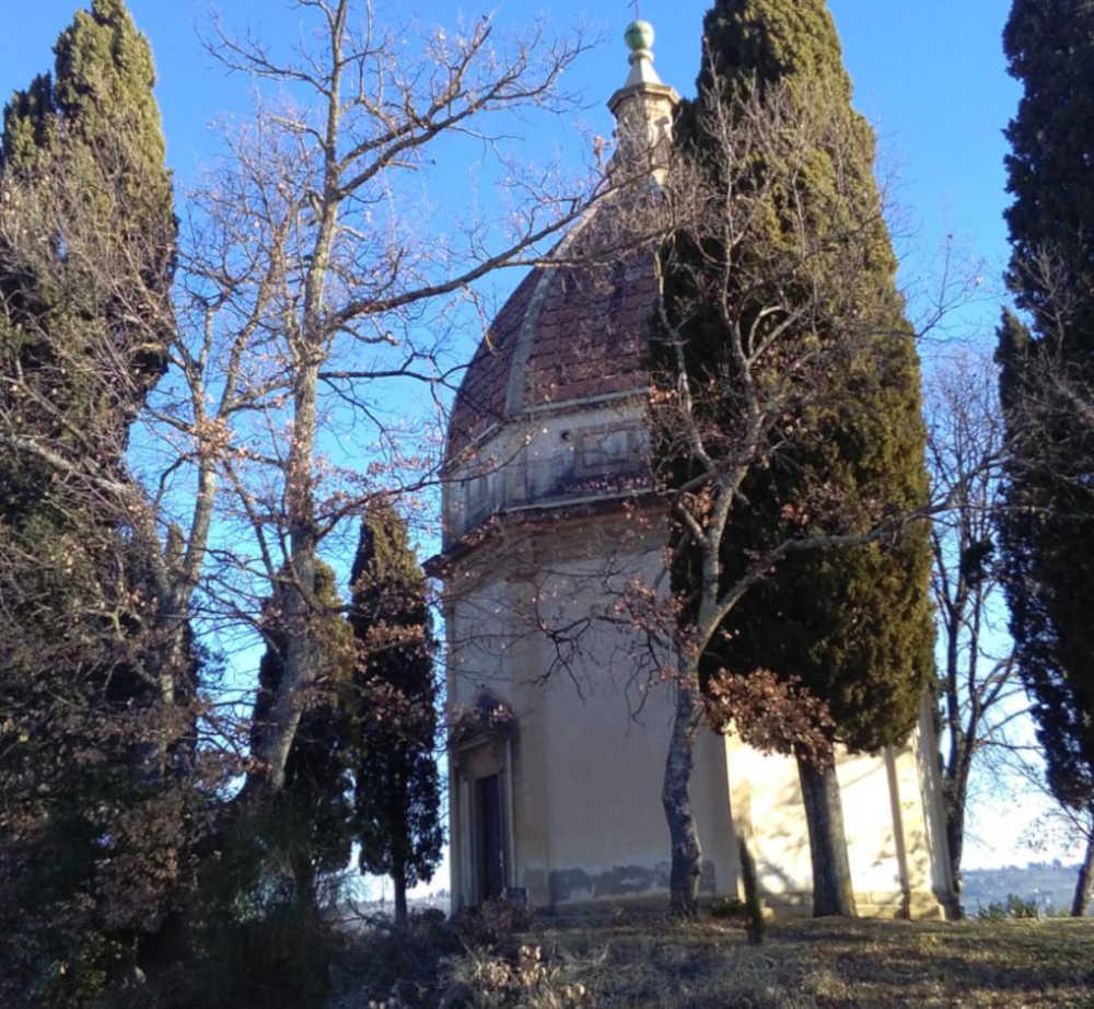 Semifonte, nei pressi di Petrognano, comune di Baberino Val d'Elsa