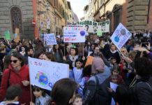 I giovani per l'ambiente. Foto Gianni Pasquini