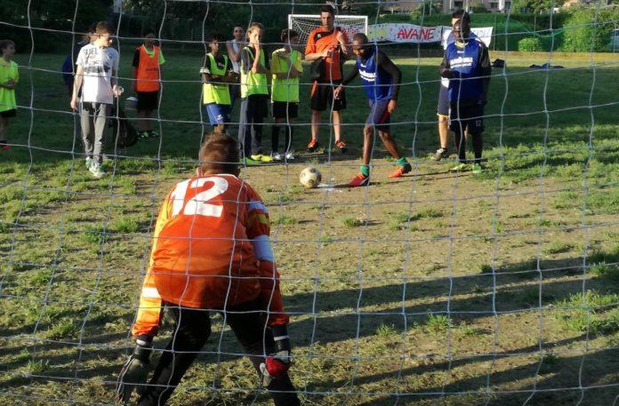 calcio sociale avane empoli