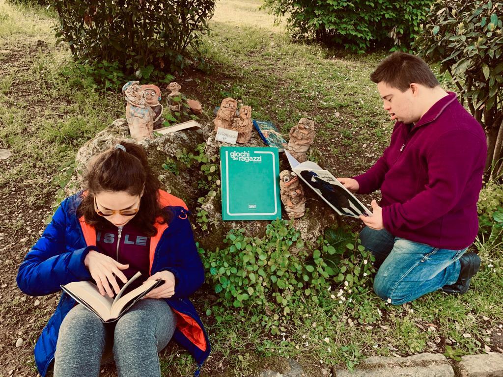 il giardino dei libri