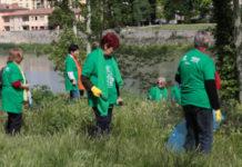 In 200 all'Anconella per Liberi dai rifiuti