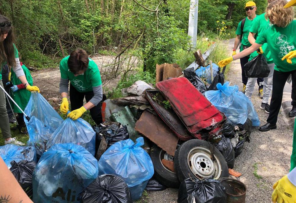 Liberi dai rifiuti a Fucecchio