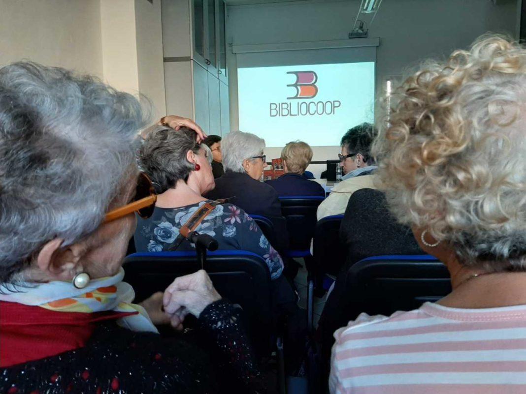 Festa alla Bibliocoop di Barberino di Mugello