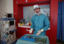 3d in sala operatoria