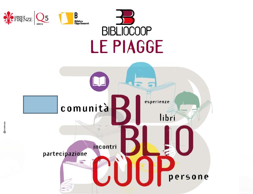 Bibliocoop a Le Piagge