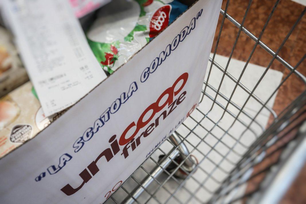 Unicoop Firenze: al via Spesa Sospesa