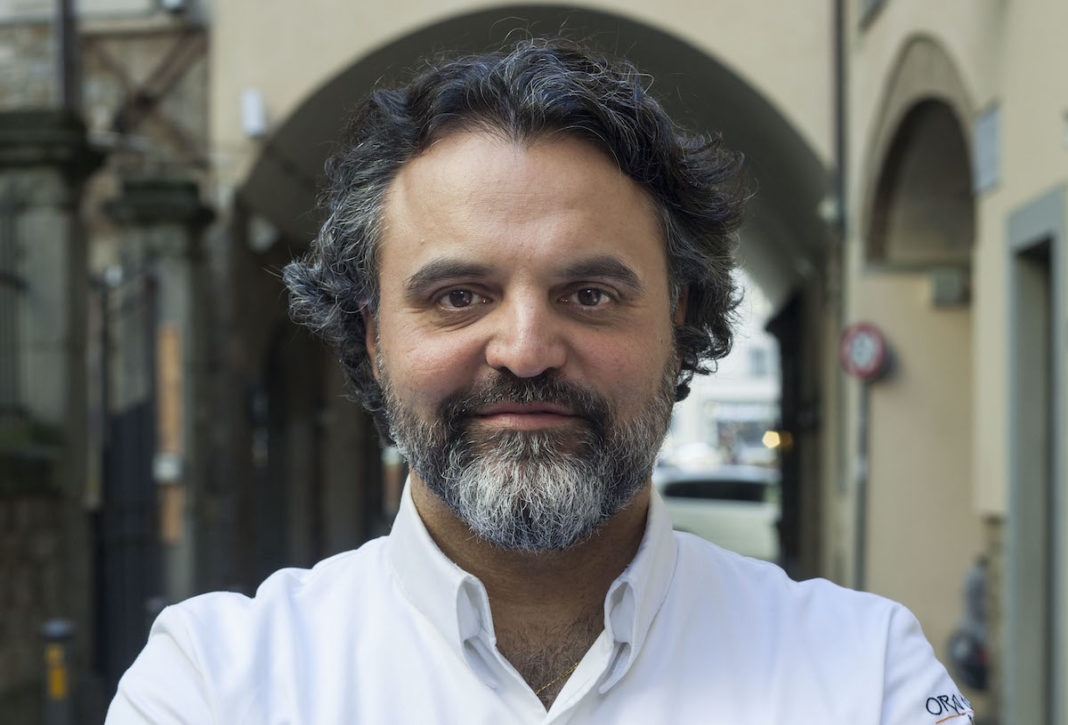 Lo chef Marco Stabile