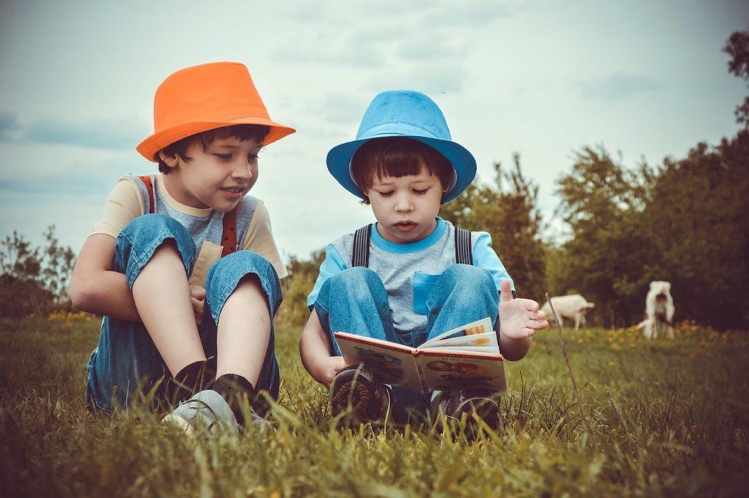 Gaia Nanni legge tre libri per piccoli grandi lettori