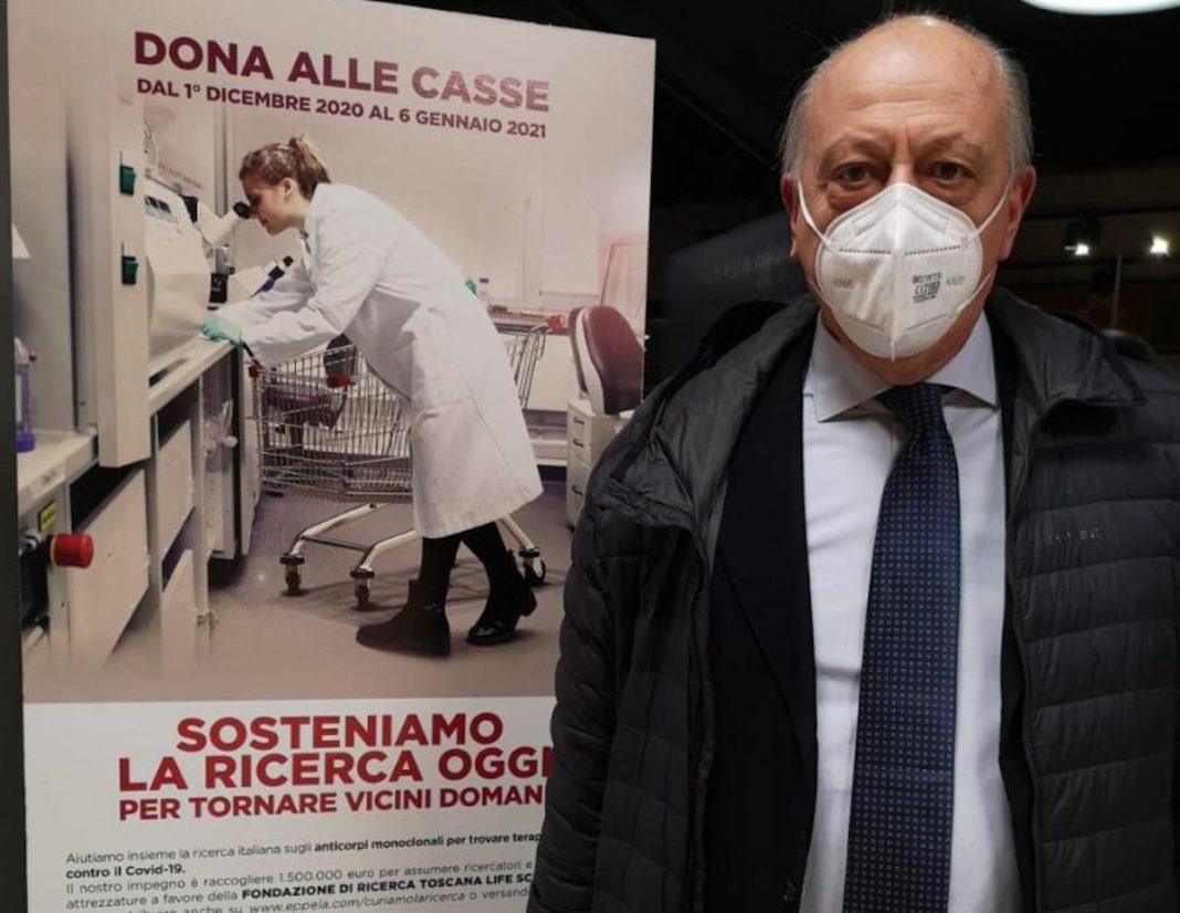 Alessandro Tambellini sindaco di lucca