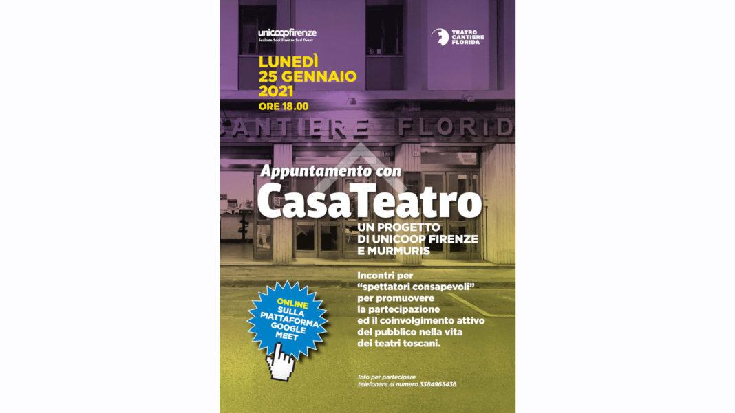 CasaTeatro Firenze sud ovest