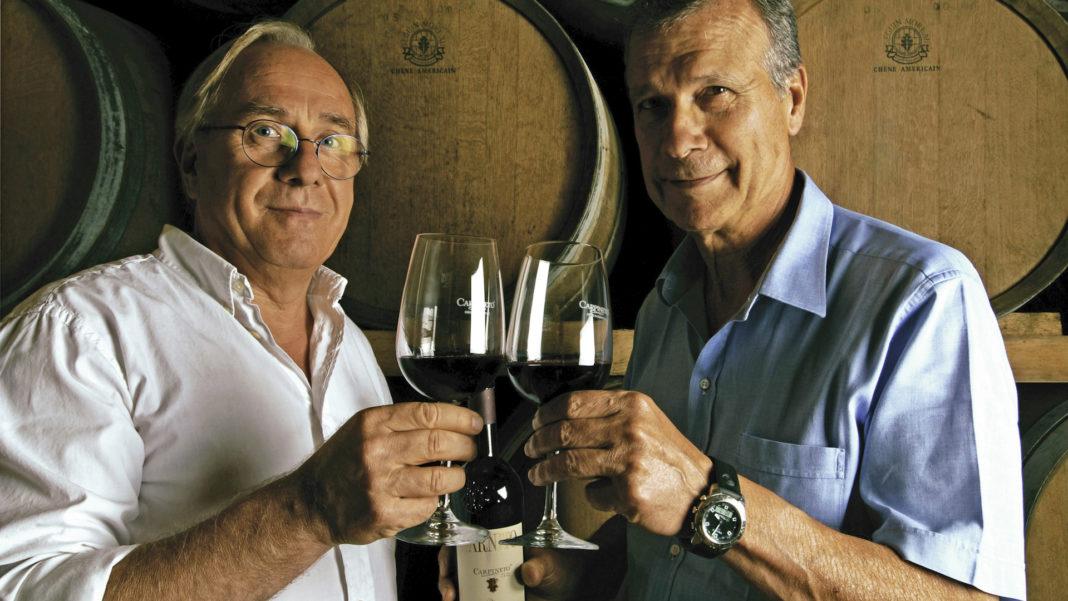 Il vino dell'azienda toscana Carpineto
