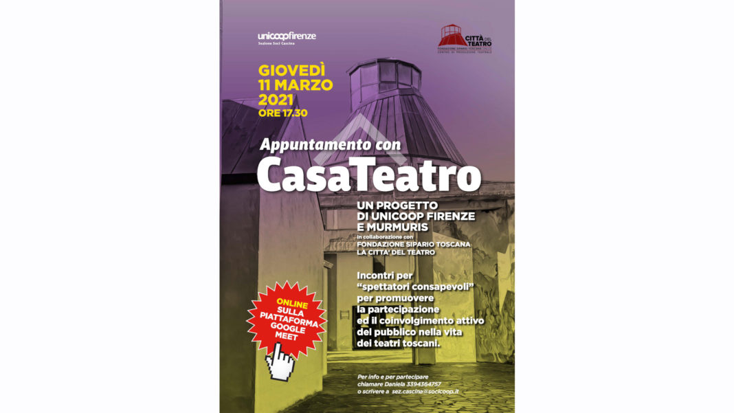 CasaTeatro on line