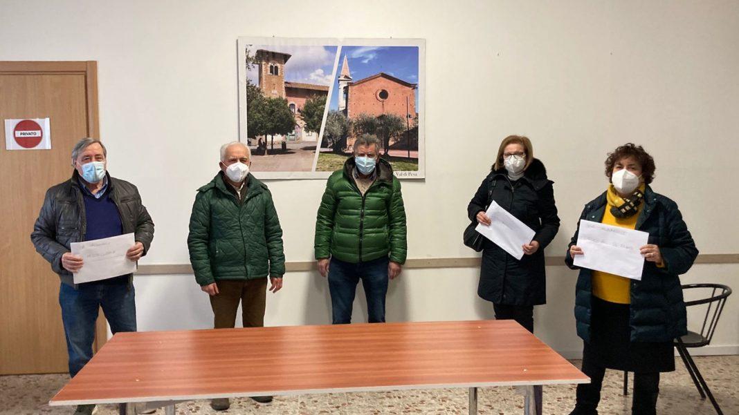 Tavarnelle Val di Pesa: consegnati buoni spesa alle associazioni di volontariato