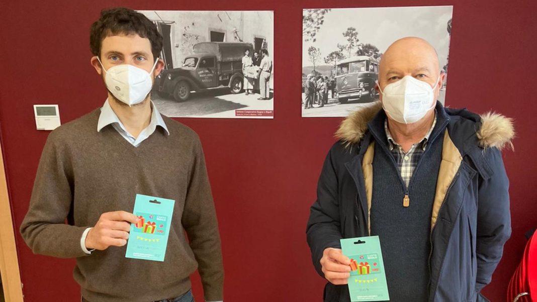 Bagno a Ripoli: consegnati buoni spesa Unicoop Firenze