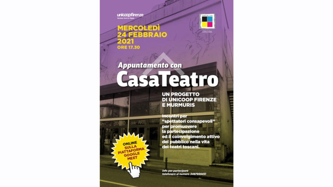 Casa Teatro Le Signe