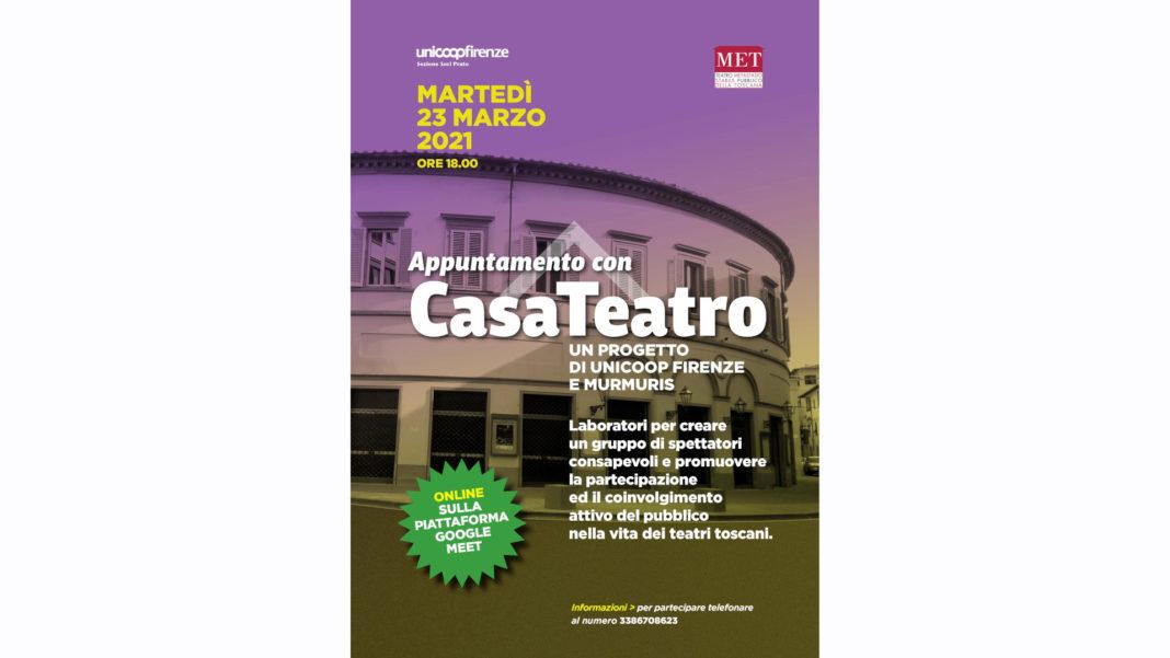 Casa Teatro Prato