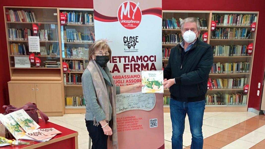 Centro donna Lucca per Close The Gap