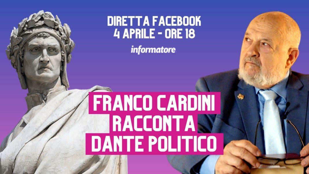 Franco cardini racconta Dante politico