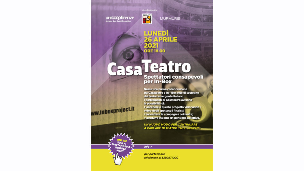Casateatro: IN-BOX a Castelfiorentino