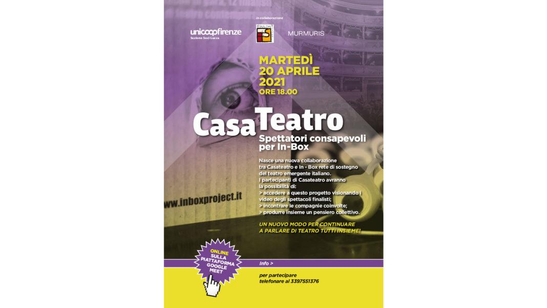 Lucca Casateatro In-BOX