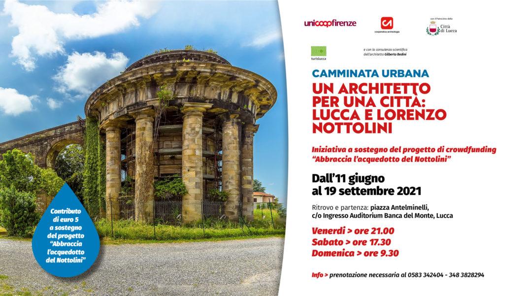 Un architetto per una città: Lucca e Lorenzo Nottolini