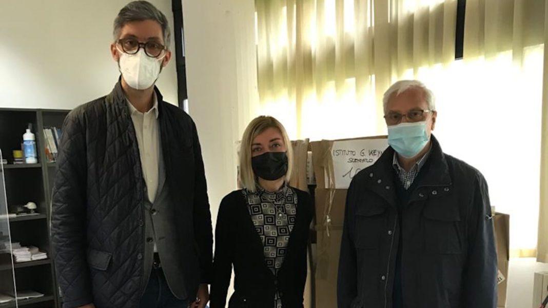 Prato: mascherine nelle scuole