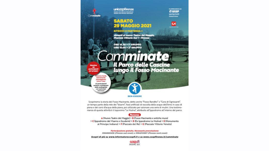 Firenze: camminata 29 maggio 2021