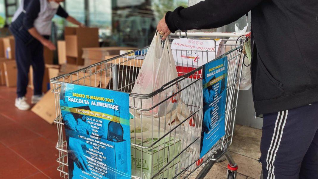 Raccolta alimentare nei Coop.fi: donate 172 tonnellate di prodotti