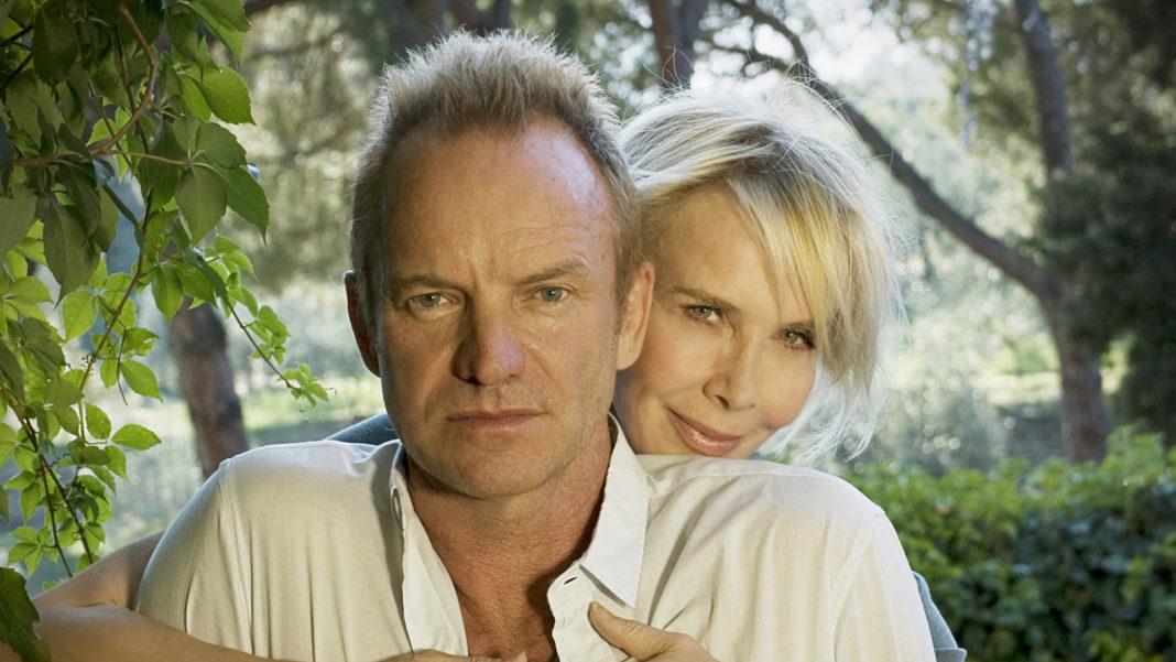Sting e Trudie Styler si raccontano