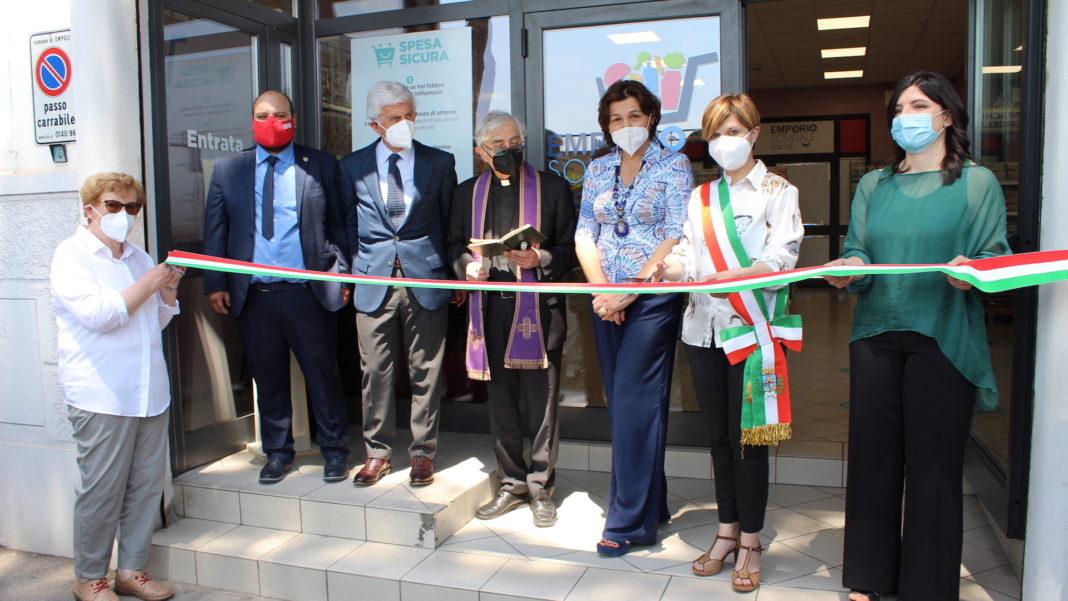 Empoli: inaugurato l'Emporio Solidale