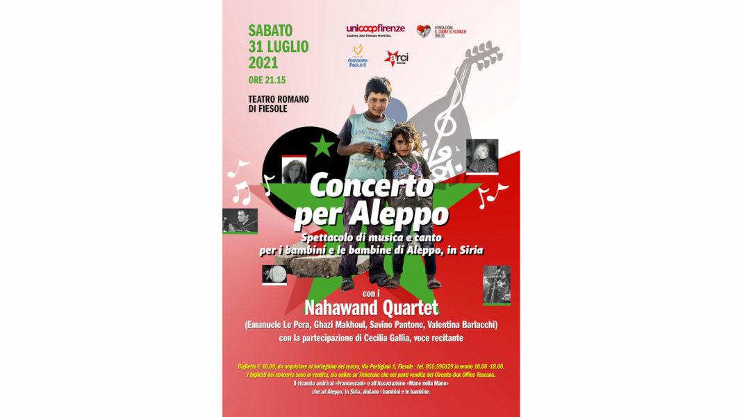 Concerto per Aleppo