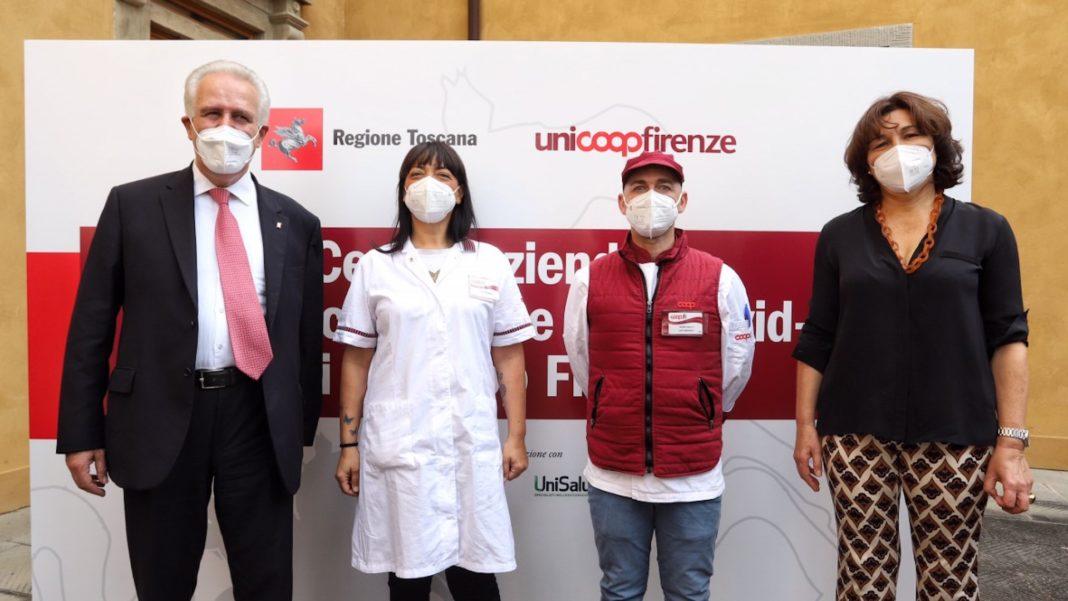 Hub Vaccinale Unicoop Firenze