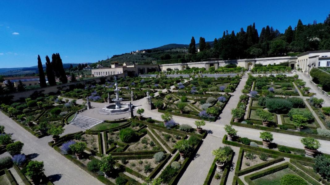 I Giardini della Villa Medicea di Castello