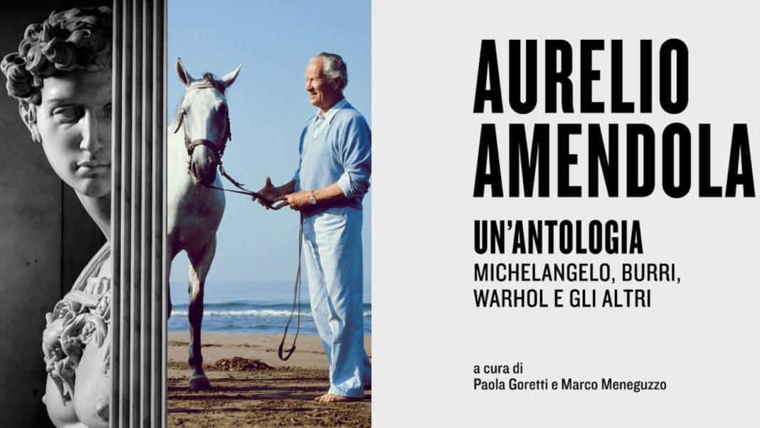 Viste giodate alla mostra di Aurelio Amendola a Pistoia
