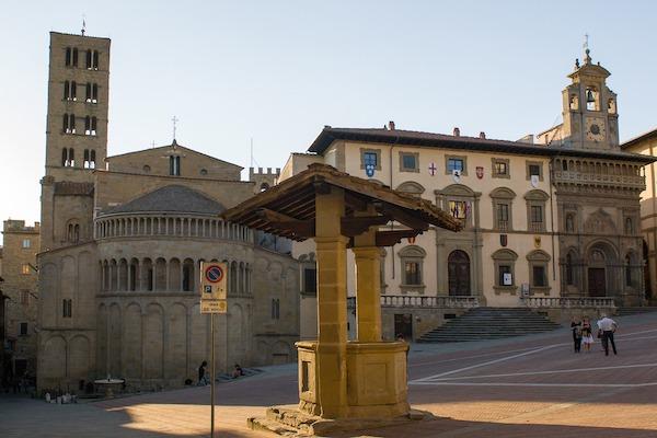 Alla scoperta di Arezzo