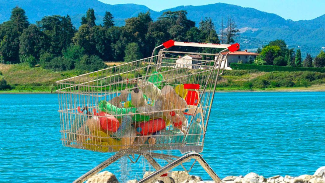 Arriva il Seabin la Lago di Bilancino