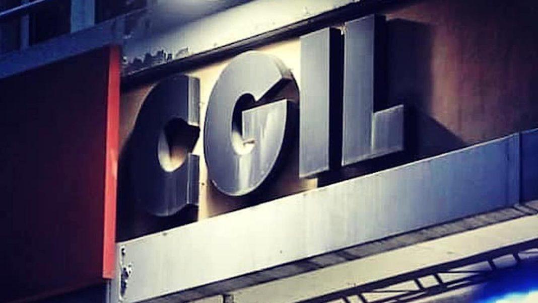 Solidarietà alle manifestazioni contro la CGIL